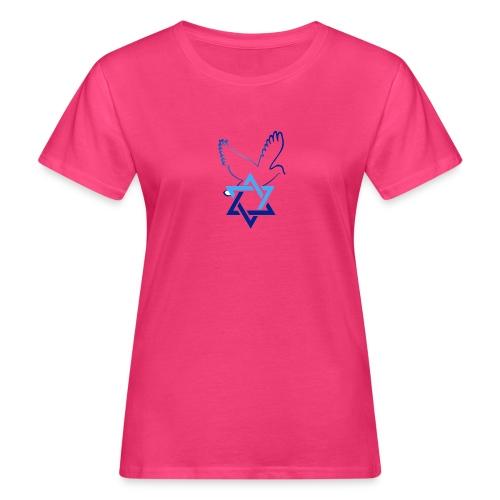 Shalom I - Frauen Bio-T-Shirt