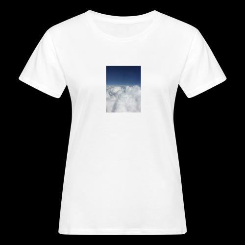 clouds - Vrouwen Bio-T-shirt