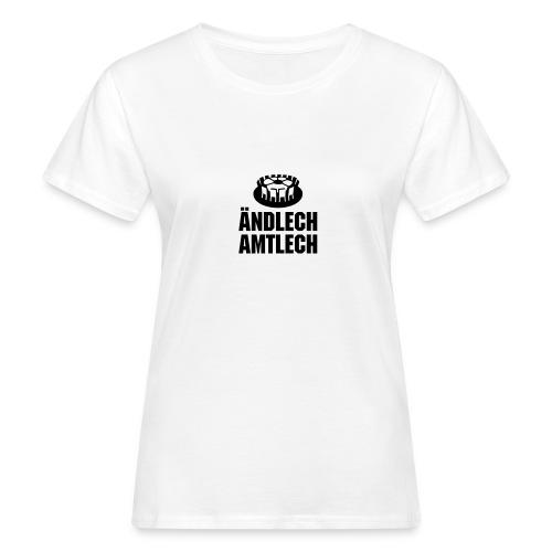 Amtl. bew. Meistershirt - Frauen Bio-T-Shirt