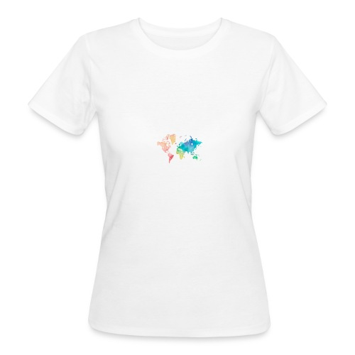 World Love - T-shirt bio Femme