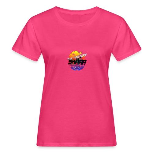 The ting goes SKRAA - Vrouwen Bio-T-shirt