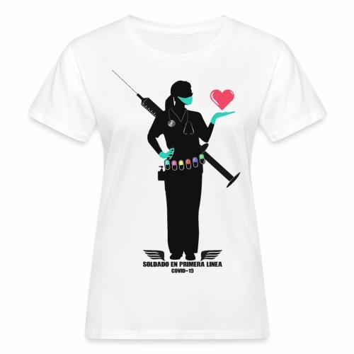 Nuestras Heroinas. - Camiseta ecológica mujer