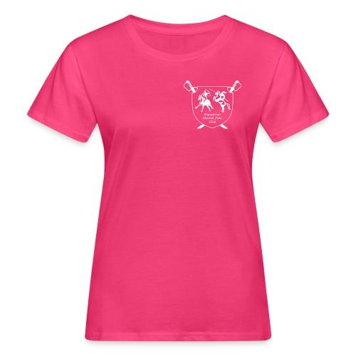 logo miekallinen vastaväri - Naisten luonnonmukainen t-paita