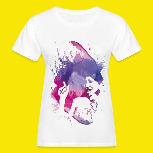 DONNE IN SCIOPERO!* - T-shirt ecologica da donna