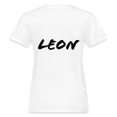 Leon - T-shirt bio Femme