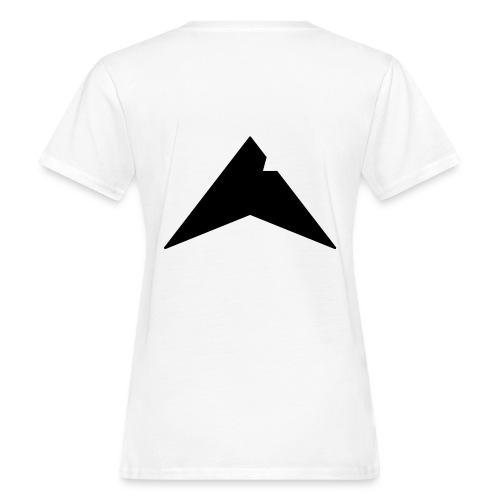 UP-CLAN Logo - Vrouwen Bio-T-shirt