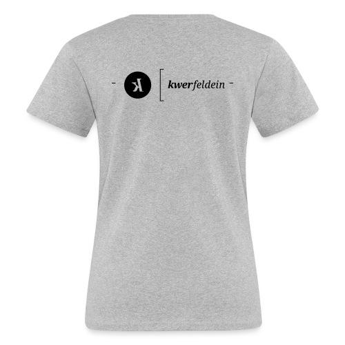 kwerfeldein - Frauen Bio-T-Shirt