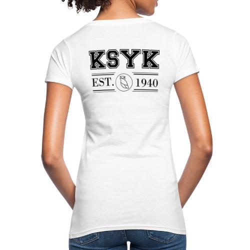 EST. 1940 - Naisten luonnonmukainen t-paita