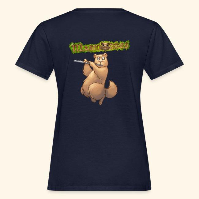 Tshirt Flute dos 2