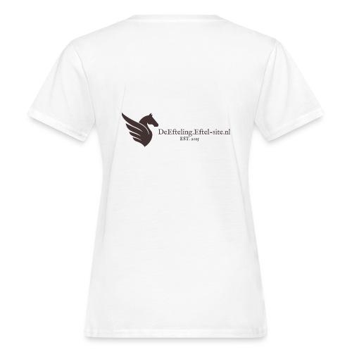 DeEfteling Eftel site nl - Vrouwen Bio-T-shirt