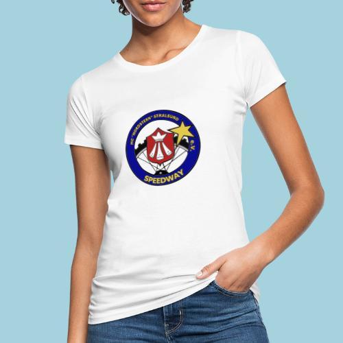 MCN Logo beidseitig - Frauen Bio-T-Shirt