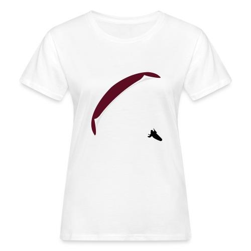 paragliding XC - T-shirt bio Femme
