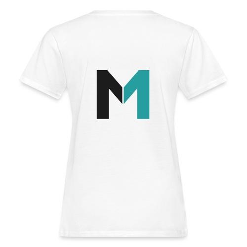 Logo M - Frauen Bio-T-Shirt