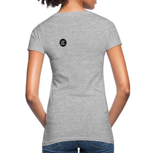 LONG LIVE PRINT - Frauen Bio-T-Shirt