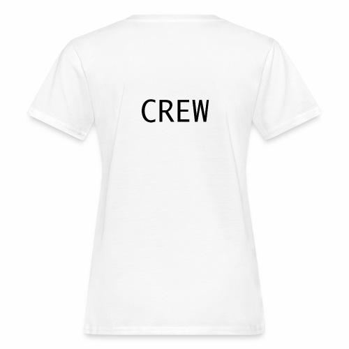 Crew Shirt - Frauen Bio-T-Shirt