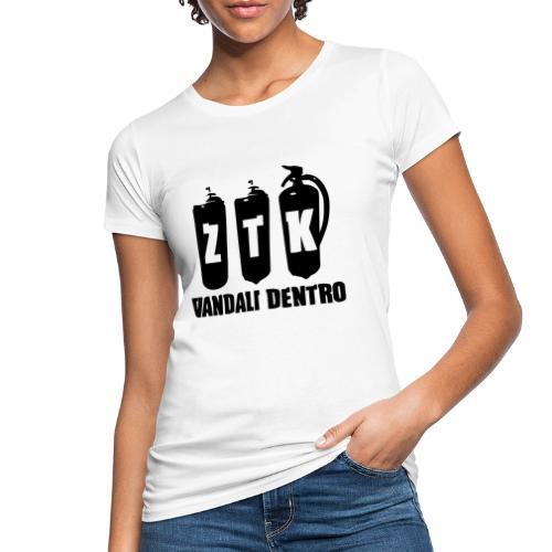 ZTK Vandali Dentro Morphing 1 - Women's Organic T-Shirt