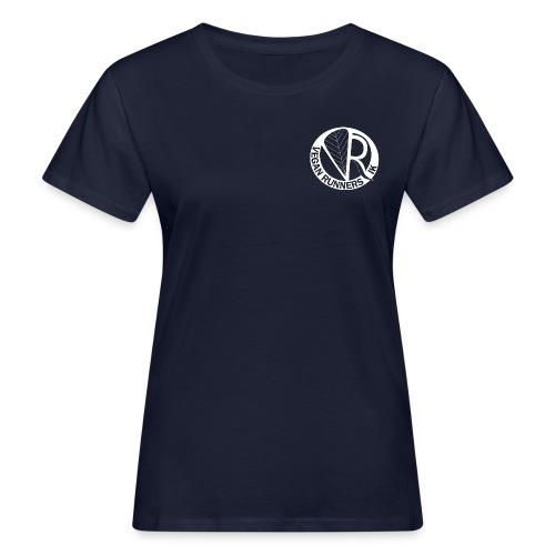 VeganRunners Logga gif - Ekologisk T-shirt dam