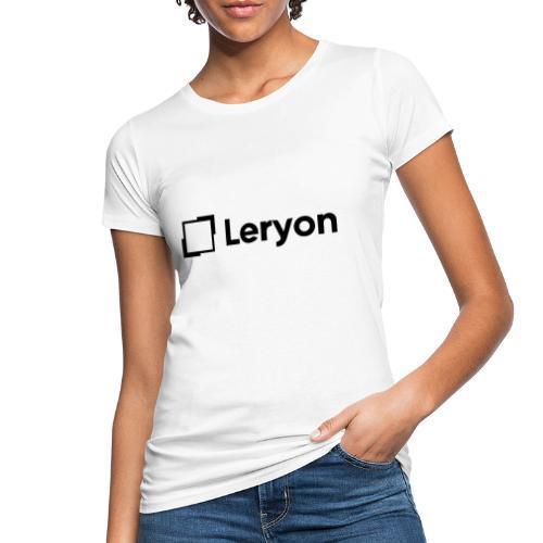 Leryon Text Brand - Women's Organic T-Shirt