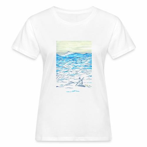 EVOLVE - Women's Organic T-Shirt