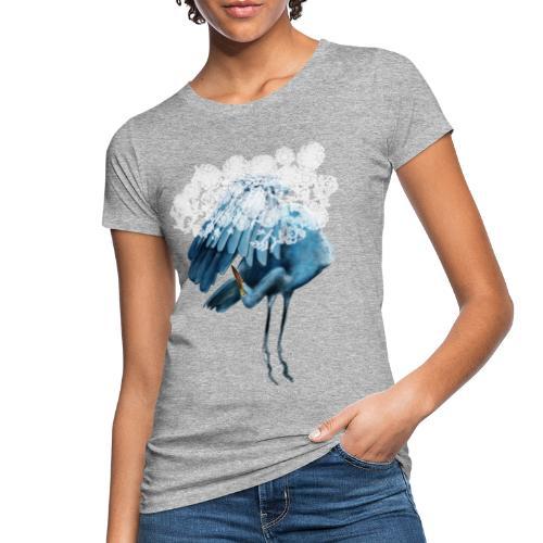 Blu Flamingo - T-shirt ecologica da donna