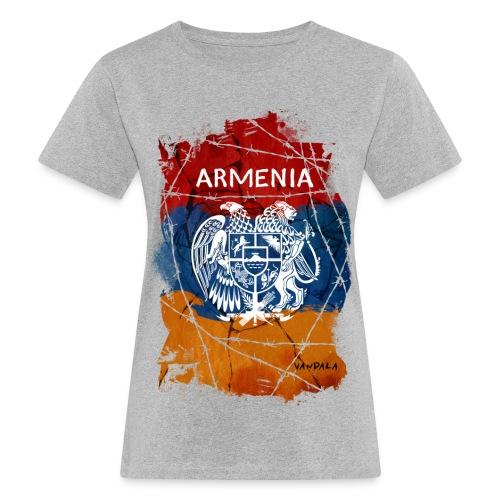 Armenia - Frauen Bio-T-Shirt