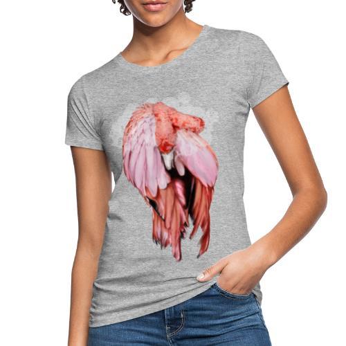 Fenicottero rosa - T-shirt ecologica da donna