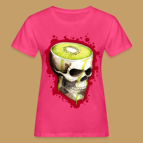 Czacha Kiwi - Ekologiczna koszulka damska