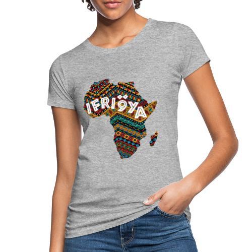 Africa - Ifriqya - T-shirt bio Femme
