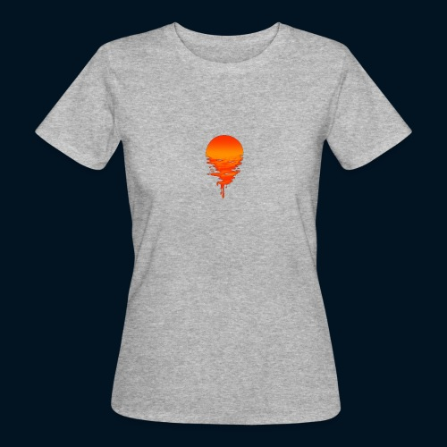 Weltuntergang - T-shirt ecologica da donna
