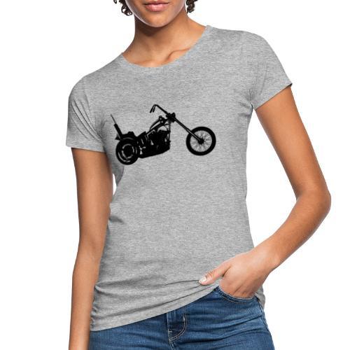 Chopper - sort - Organic damer