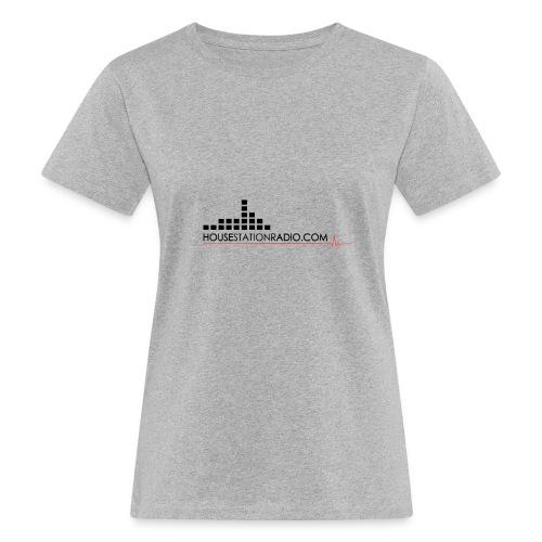 Housestation Radio - T-shirt ecologica da donna