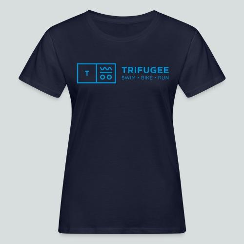 Trifugee_Logo - Frauen Bio-T-Shirt