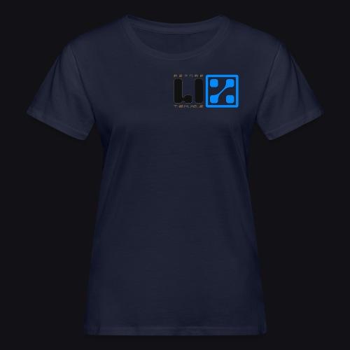 LIZ Before the Plague (Logo) - T-shirt ecologica da donna