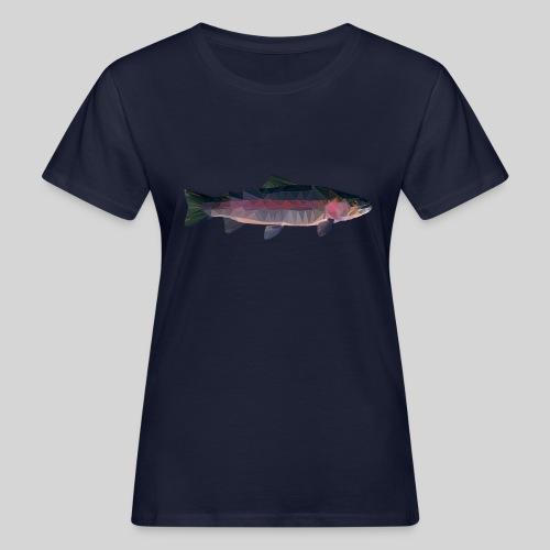 Trout - Naisten luonnonmukainen t-paita
