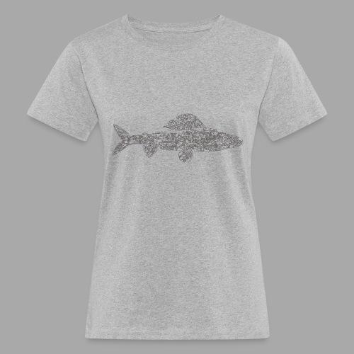 grayling - Naisten luonnonmukainen t-paita
