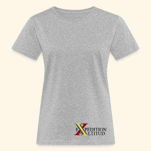 Expedition Altitud - Ekologisk T-shirt dam