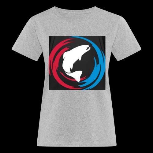 Logo Fisk - Ekologisk T-shirt dam