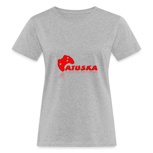 Atuska - Naisten luonnonmukainen t-paita