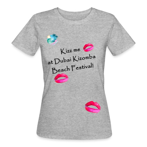 Perfect lips design black text variation 4 - Women's Organic T-Shirt