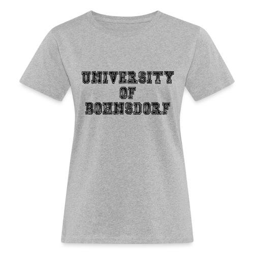 University of Bohnsdorf - Frauen Bio-T-Shirt