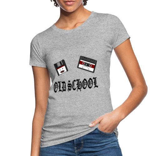 Old School Design - Frauen Bio-T-Shirt