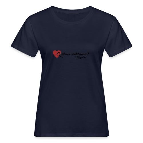 Virgilio - T-shirt ecologica da donna