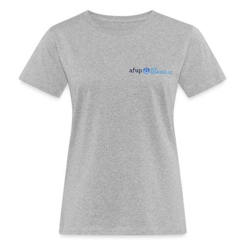 AFUP Aix-Marseille - T-shirt bio Femme