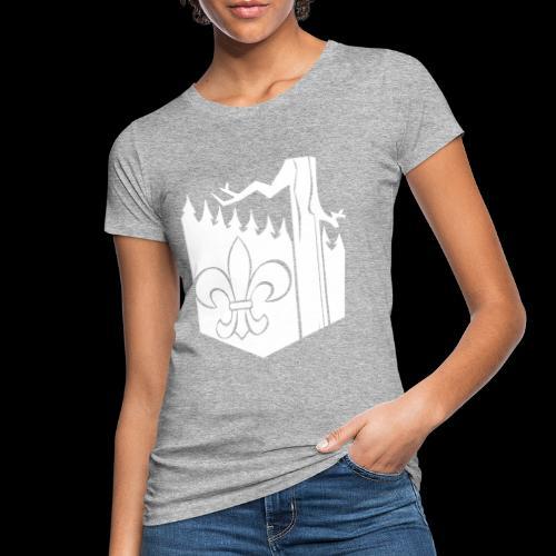 lekologo - Naisten luonnonmukainen t-paita