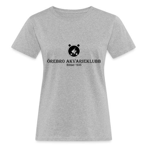 Nyloggatext1 - Ekologisk T-shirt dam