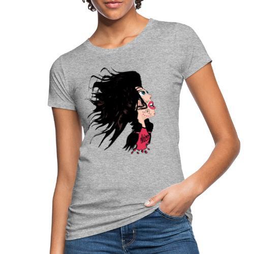 Catrina para chicas - Camiseta ecológica mujer