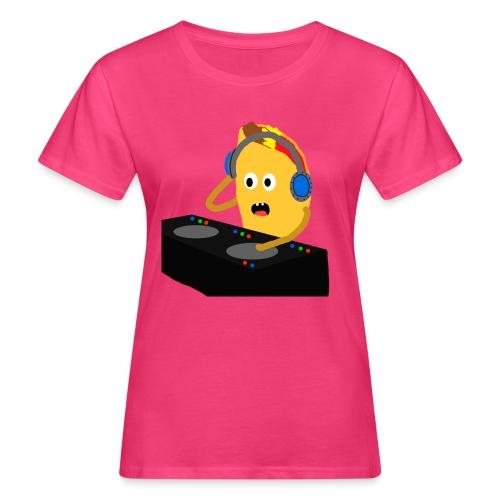 DJ Taco - Økologisk T-skjorte for kvinner