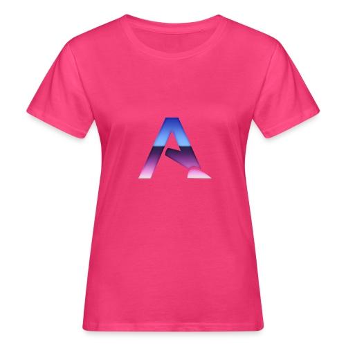 logga 3 - Ekologisk T-shirt dam