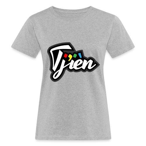 Tjien Logo Design - Vrouwen Bio-T-shirt