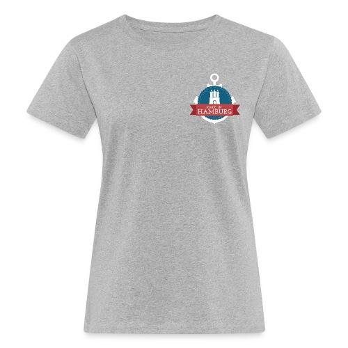Made in Hamburg - Frauen Bio-T-Shirt